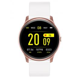 ZEGAREK DAMSKI Rubicon Smartwatch - white/rosegold (zr605e)ZEGAREK DAMSKI Rubicon Smartwatch - white/rosegold (zr605e)