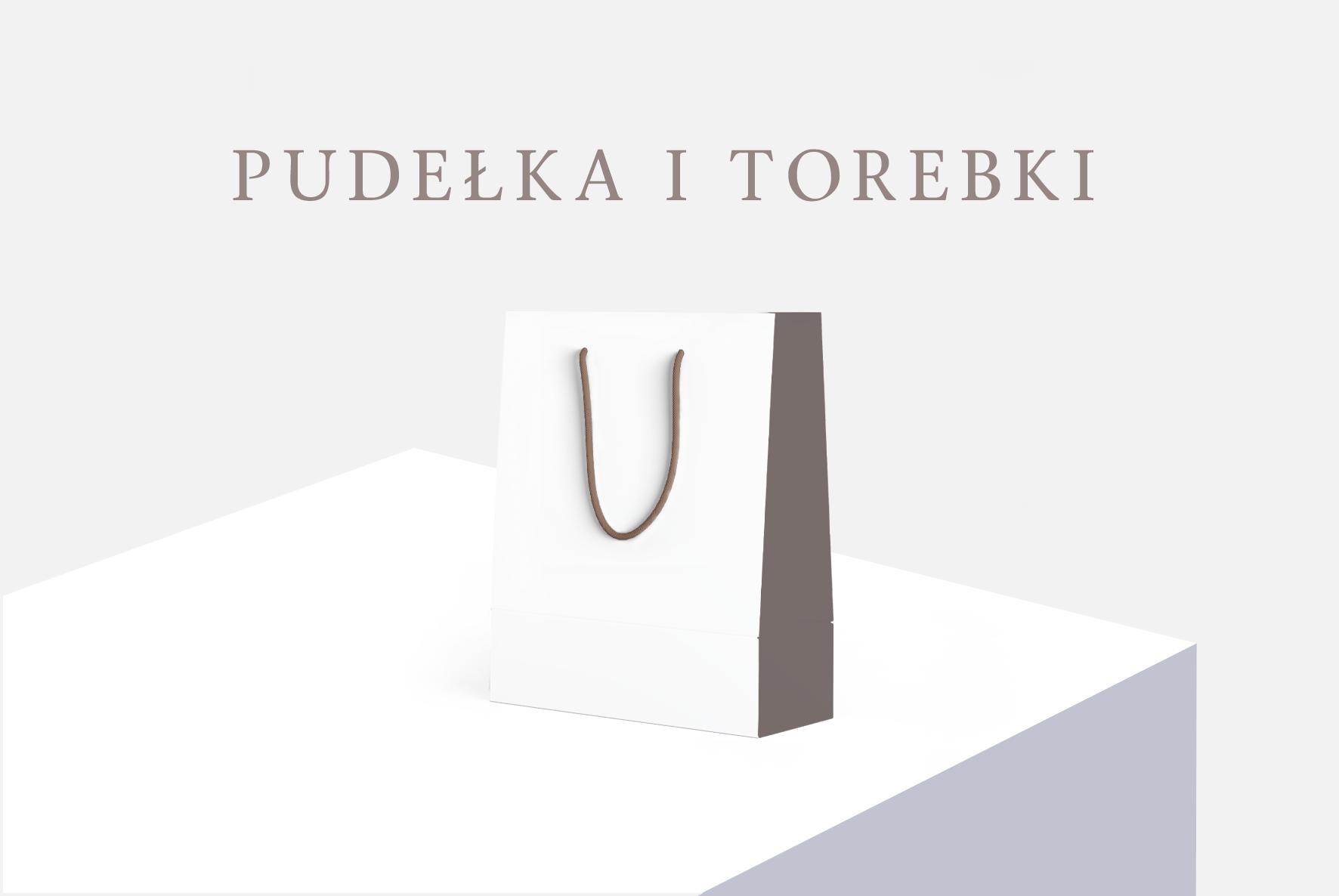 Pudełka i torebki